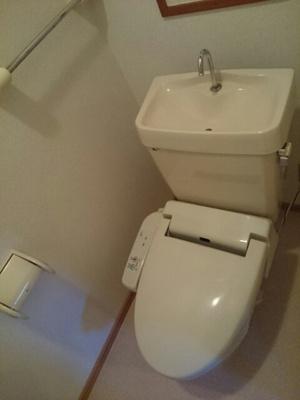 【トイレ】シャルマンハイム