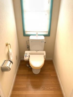 【トイレ】太田市山之神町2,980万円一戸建て