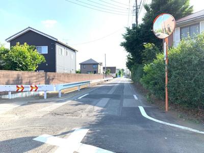 【前面道路含む現地写真】太田市山之神町2,980万円一戸建て