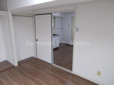 コンチネンタルハイツ大塚の寝室
