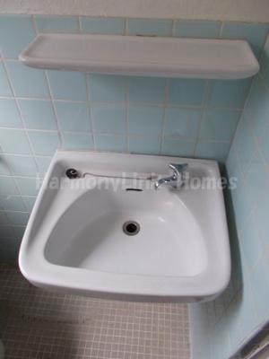 コンチネンタルハイツ大塚の洗面台