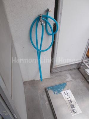 コンチネンタルハイツ大塚の洗濯機置き場★
