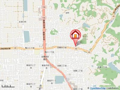 【地図】セレノ