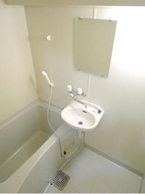 プレール東池袋の日々の暮らしに欠かせないお風呂です