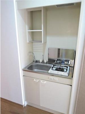 プレール東池袋のお料理しやすいキッチンです