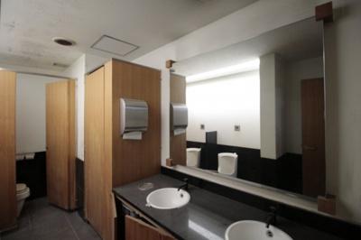 【トイレ】ORDA HOTEL