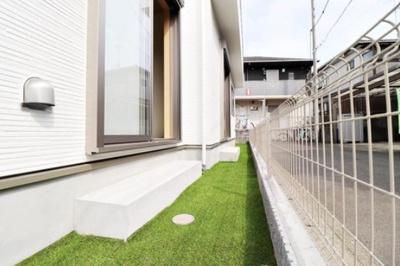 【外観】小田急線「読売ランド前」駅 新築一戸建て 1号棟