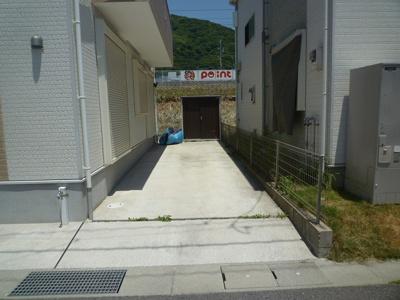 【駐車場】湯川新町一丁目3番53号
