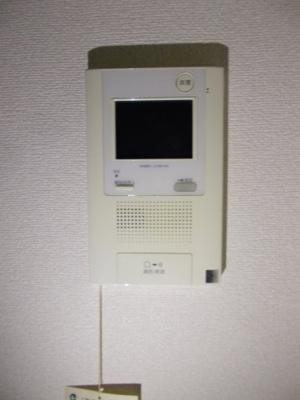 AQUA TOKYO NORTHCITYのTV付インターホン☆