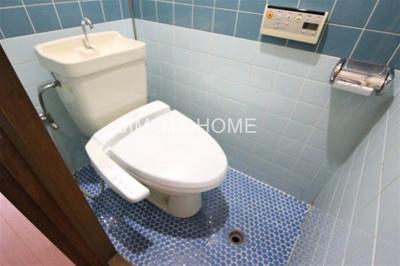 【トイレ】松本貸家