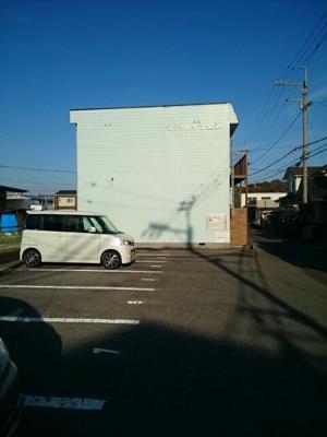 【駐車場】シティハイツ金沢