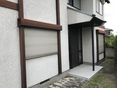 【外観】藤岡市上大塚 中古戸建(リフォームプランあり)