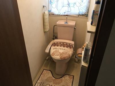 【トイレ】藤岡市上大塚の中古戸建