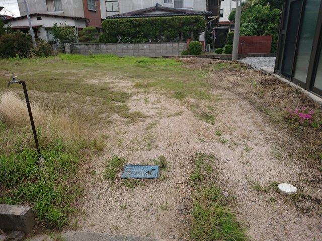 【土地図】米子市旗ヶ崎6丁目 売土地