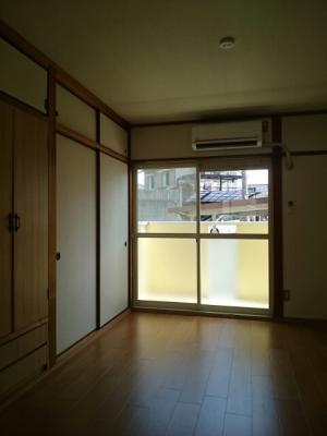 【洋室】ドミールハイツⅢ・