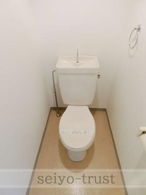 【トイレ】ウエストウッドⅡ