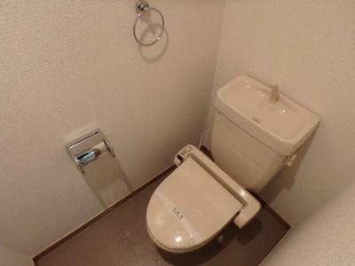 【トイレ】ロンモンターニュ小阪