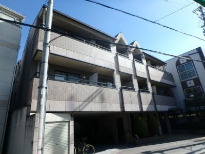 【外観】ロンモンターニュ小阪