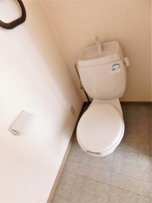 【トイレ】アイリスⅡ