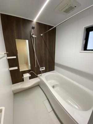 浴室乾燥機能付きユニットバス