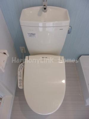 ハーモニーテラス足立Ⅱのトイレ