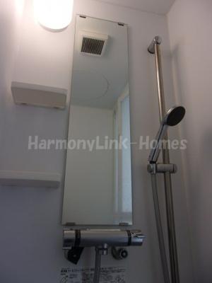ハーモニーテラス足立Ⅱのシャワールーム