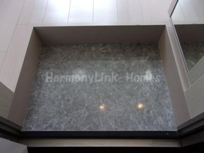ハーモニーテラス足立Ⅱの玄関
