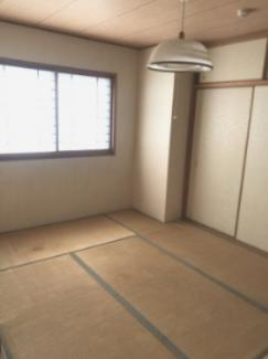 【和室】55114 キャッスルハイツ長良一楽Ⅲ