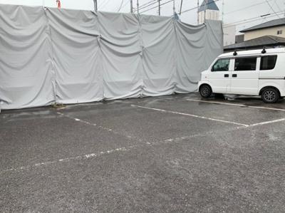 【駐車場】百々西事務所