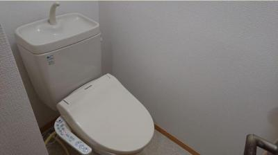 【トイレ】TPCマンションⅡ