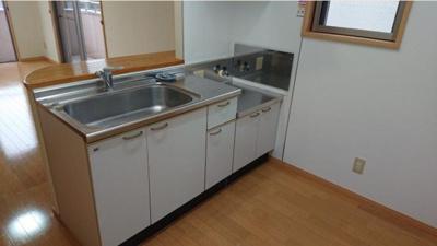 【キッチン】TPCマンションⅡ