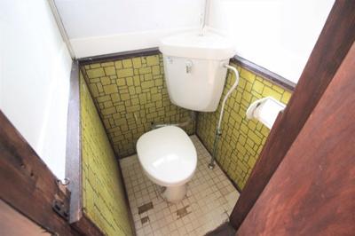 【トイレ】志紀町1丁目戸建