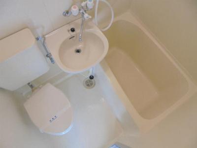 【浴室】エルベコート針中野