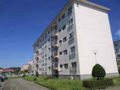 【外観】東垂水住宅4号棟