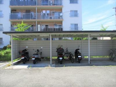 【駐車場】東垂水住宅4号棟