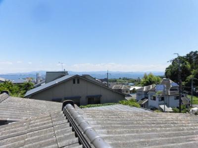 琵琶湖を望む物件眺望