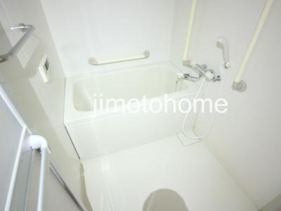 【浴室】フォレステージュ南堀江