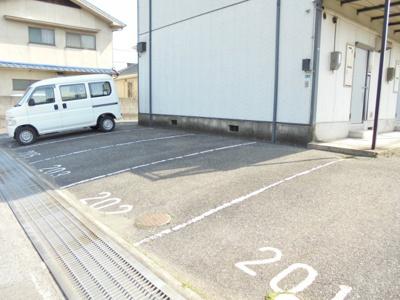 【駐車場】ビーライン曙