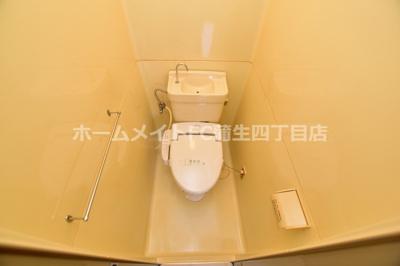 【トイレ】サンライズツイン関目2号館
