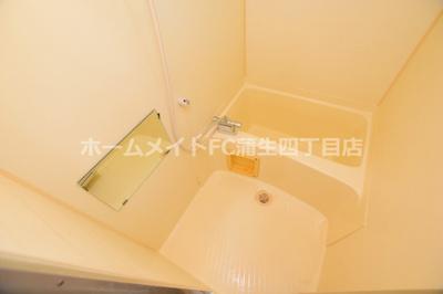 【浴室】サンライズツイン関目2号館