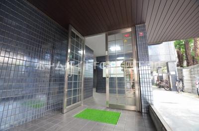 【エントランス】サンライズツイン関目2号館