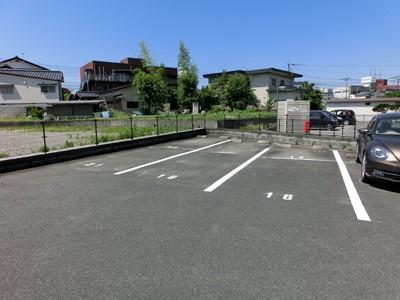 【駐車場】ソレイユ合川