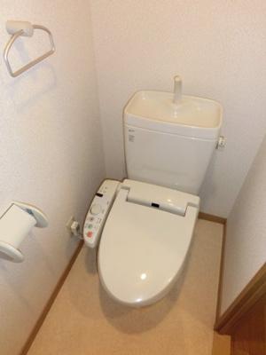 【トイレ】ソレイユ合川