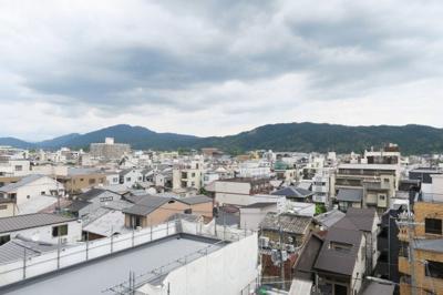 【展望】プレサンス京都三条大橋東山苑