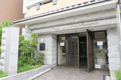【エントランス】プレサンス京都三条大橋東山苑