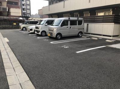 【駐車場】ルミエール京都