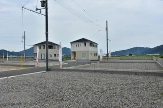 【外観】ウォームタウン近江八幡西生来Ⅰ 7号地 売土地