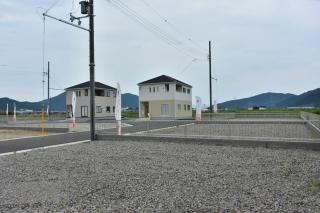 【外観】ウォームタウン近江八幡西生来Ⅰ 6号地 売土地