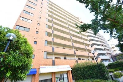 【外観】ライオンズマンション板橋大原