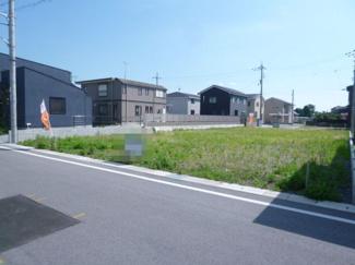 【外観】近江八幡市友定町 A号地 売土地